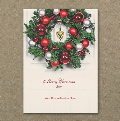 Real Estate Christmas Cards - Realtor Holiday Cards